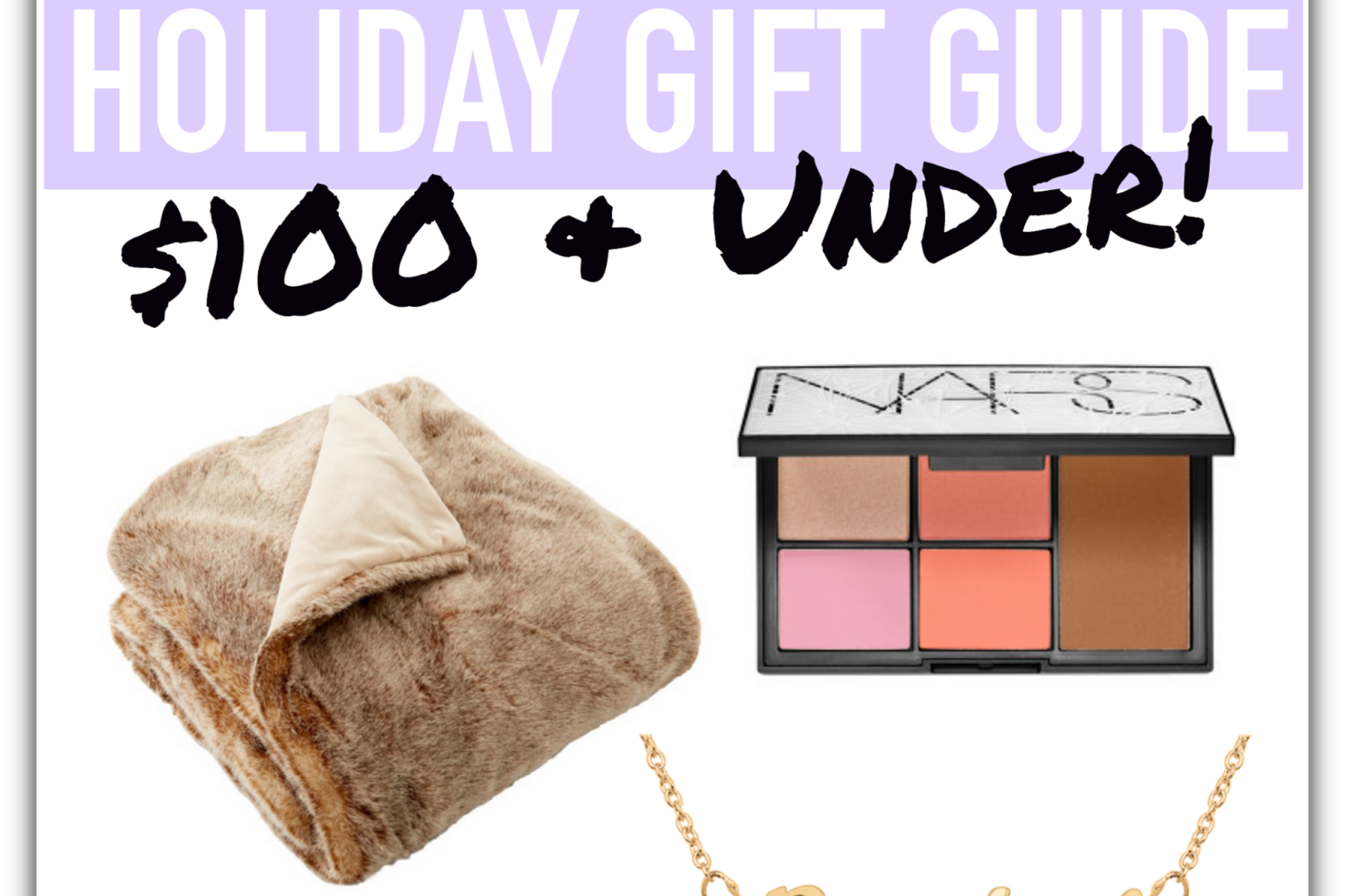 HOLIDAY GIFT GUIDE 2014: $100 & Under!
