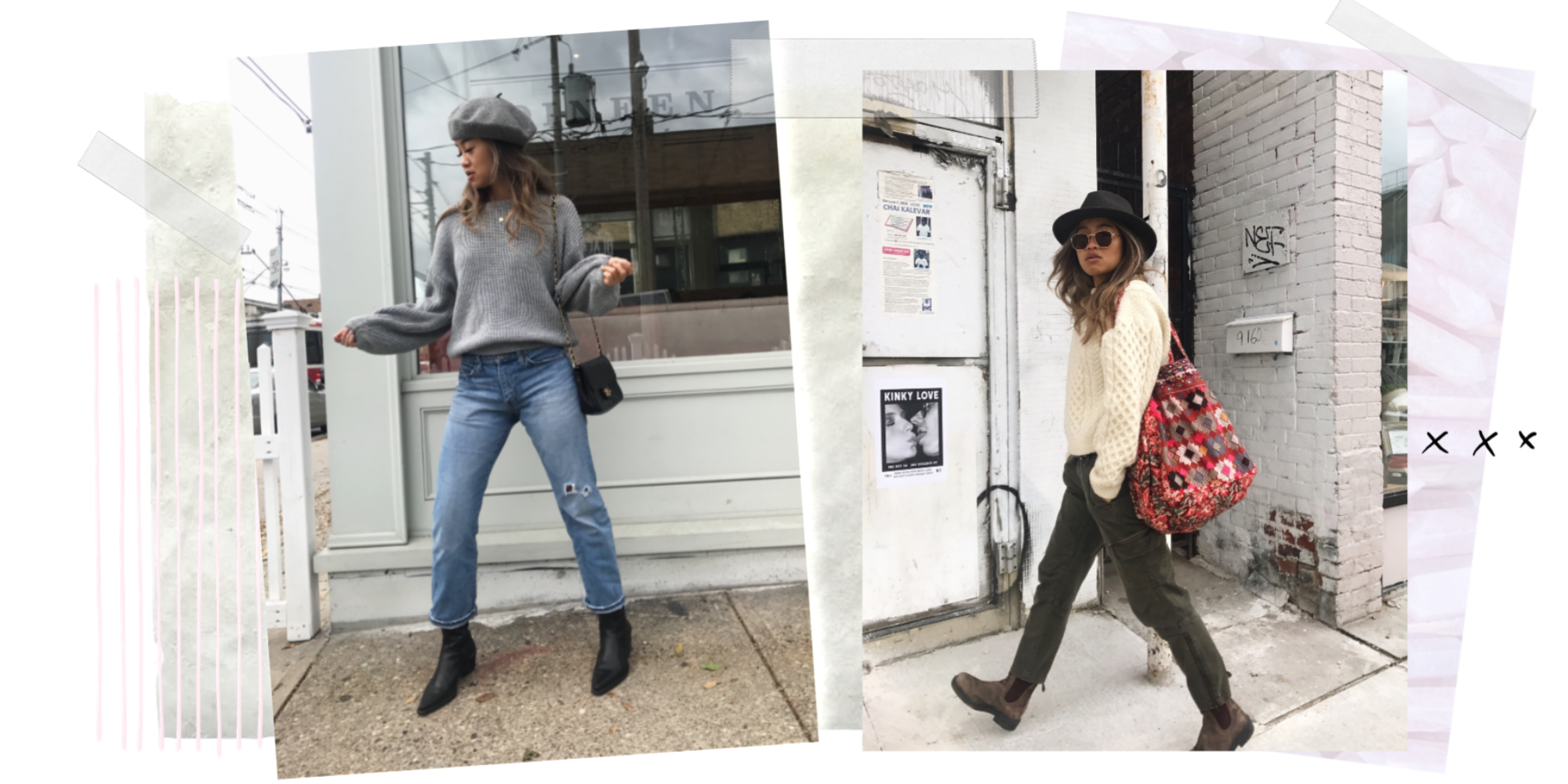 Fall in the City | What I Wore