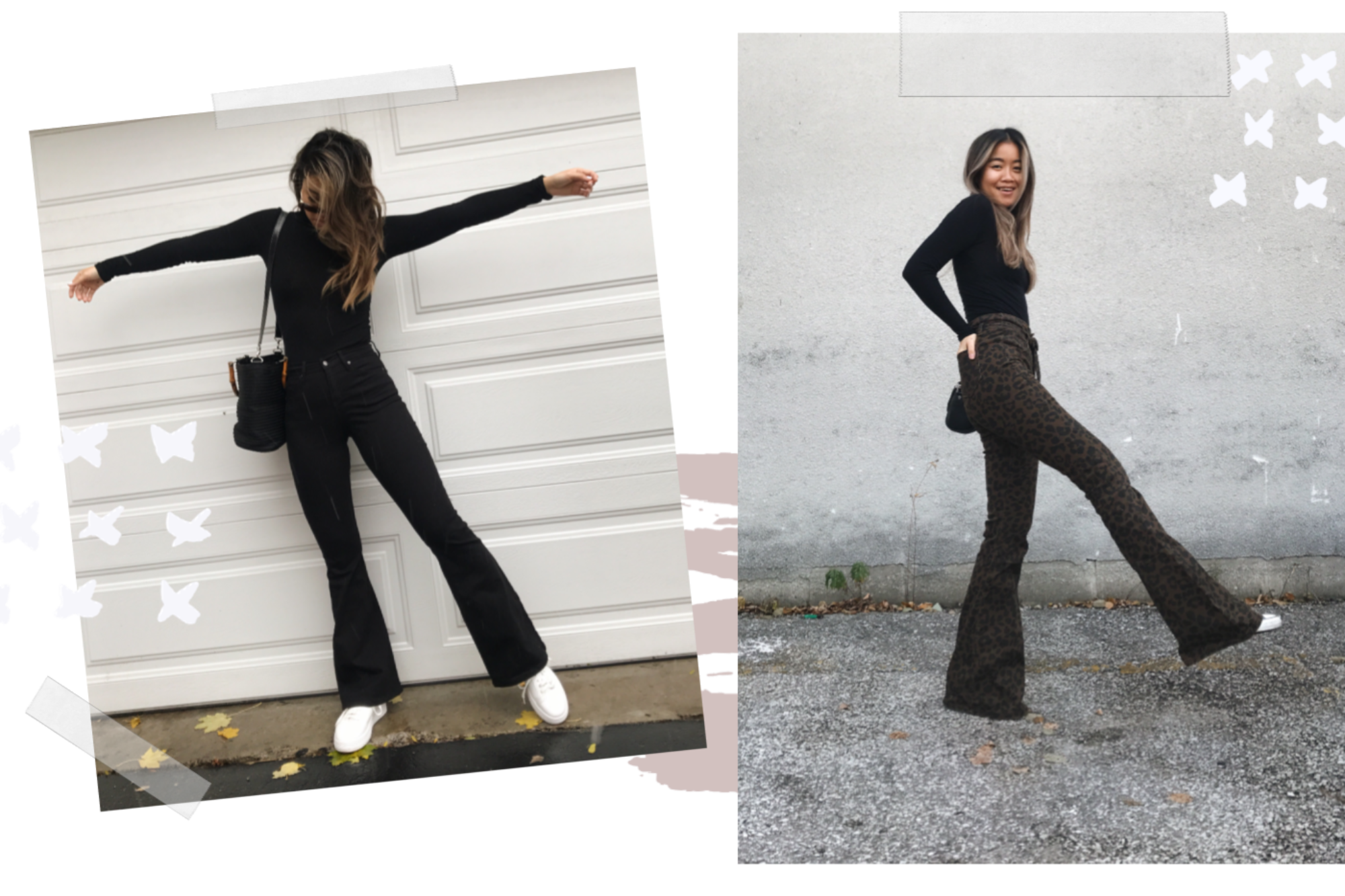 TIPS TO WEAR FLARES | Everyday Outfits